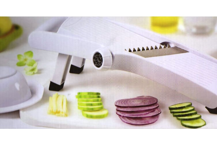 Davis And Waddell Fresh Fruit And Vegetable Julienne Slicer
