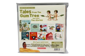 Tales From The Gum Tree and Other Funny Stories 10 Books in PVC Bag