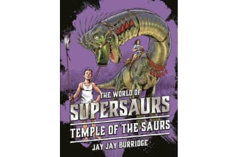 Supersaurs 4 - Temple of the Saurs