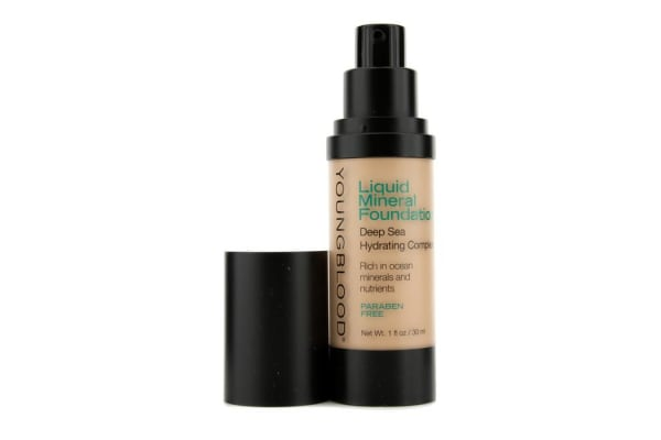 Youngblood Liquid Mineral Foundation - Sun Kissed (30ml/1oz)