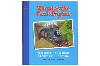 Thomas The Tank Engine - The Original & Best Story Collection