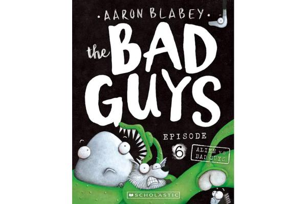 The Bad Guys Episode 6 - Alien vs Bad Guys