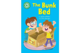 Reading Champion: The Bunk Bed - Independent Reading Green 5
