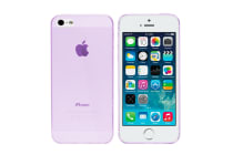 Frosted Case for iPhone 5/5s/SE (Purple)