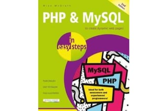 PHP & MySQL in easy steps - Covers MySQL 8.0
