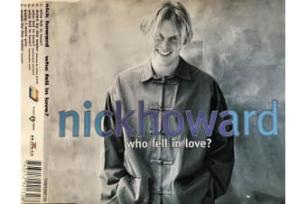 Nick Howard  – Who Fell In Love? PRE-OWNED CD: DISC EXCELLENT
