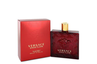 Versace Versace Eros Flame Eau De Parfum Spray 200ml/6.7oz
