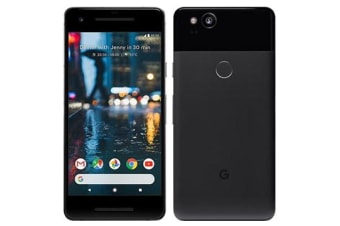 New Google Pixel 2 128GB 4GB RAM 4G LTE Smartphone Black (FREE DELIVERY + 1 YEAR AU WARRANTY)