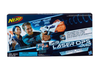 Nerf Laser Ops Pro AlphaPoint Laser Blaster Two Pack