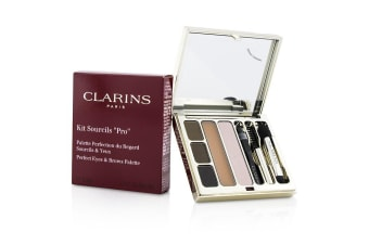 Clarins Kit Sourcils Pro Perfect Eyes & Brows Palette 5.2g