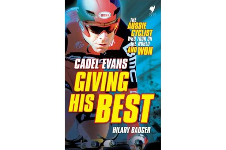Giving His Best - Cadel Evans
