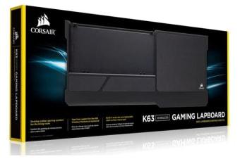 Corsair Gaming™ K63 Wireless Gaming Lapboard