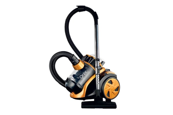 Onix 2000W Cyclonic Bagless HEPA Vacuum Cleaner