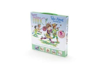 Fancy Nancy Take-Along Storybook Set - 5 Storybook Adventures