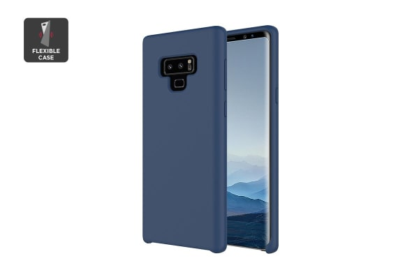 Samsung Note 9 Silicone Case - Ocean Blue