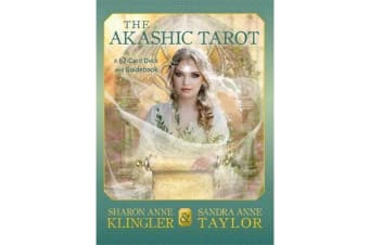 The Akashic Tarot - A 62-Card Deck and Guidebook