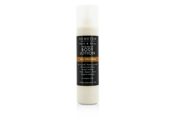 Demeter Sticky Toffee Pudding Body Lotion (250ml/8.4oz)