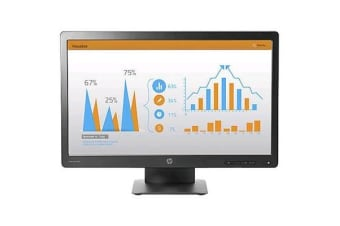 "HP ProDisplay P232 23"" LED Business Monitor 16:9 1920 x 1080 VGA+DisplayPort"
