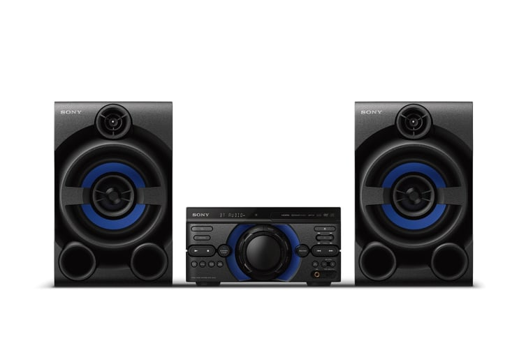 Sony 390W Home Audio System (MHCM20D)
