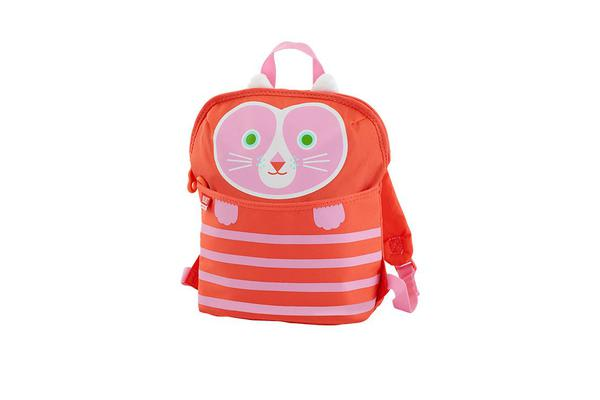 BUILT NY Big Apple Buddies Lunch Backpack Cat