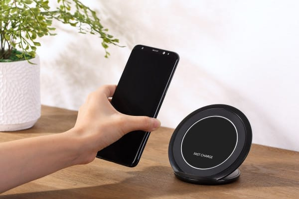 Qi Wireless Fast Charging Stand