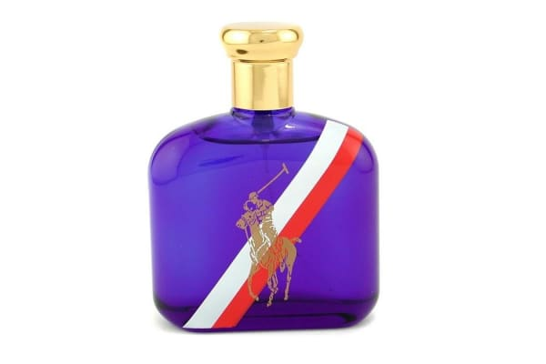 Ralph Lauren Polo Red White & Blue Eau De Toilette Spray (125ml/4.2oz)