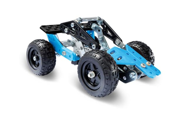 Meccano Engineering 15-in-1 ATV Model Set
