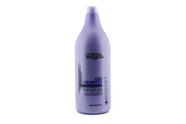 L'Oreal Professionnel Expert Serie - Liss Unlimited Smoothing Shampoo (For Rebellious Hair) (1500ml/50.7oz)