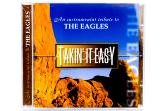 An Instrumental Tribute to The Eagles - Takin' it Easy MUSIC CD NEW SEALED