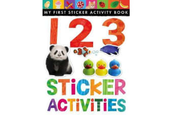 123 Sticker Activities