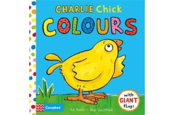 Charlie Chick Colours