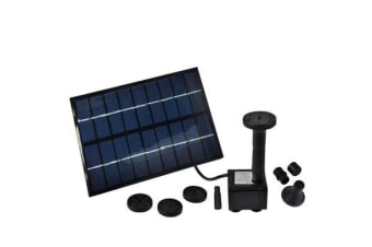 Solar Powered Watering Pump Kit 200L/H