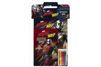 Marvel - Ant-Man and the Wasp Activity Bag