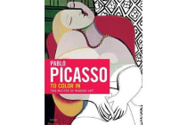 Picasso - the colouring book