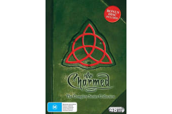 Charmed The Complete Series Box Set DVD Region 4