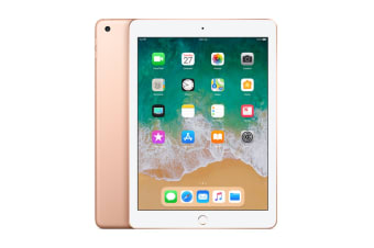 Apple iPad 2018 (128GB, Cellular, Gold)