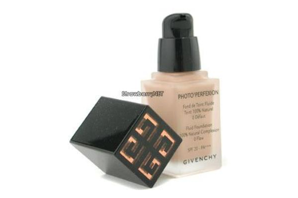 Givenchy Photo Perfexion Fluid Foundation SPF 20 - # 7 Perfect Gold (25ml/0.8oz)