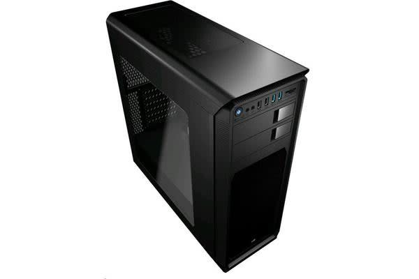 Aerocool Aero 800 MIDI Tower Gaming Case with Window - Black