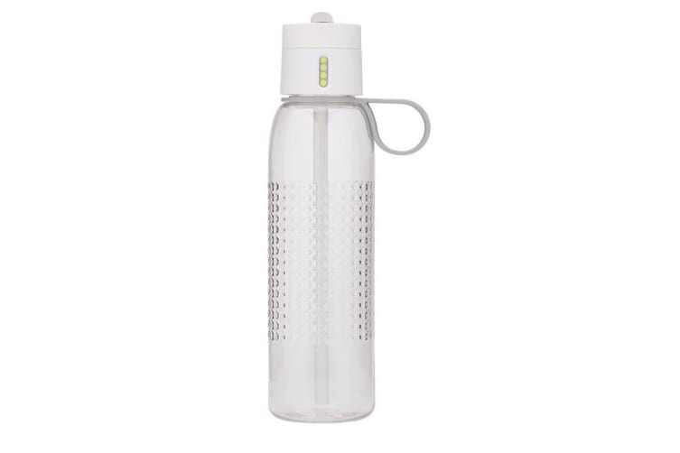 Joseph Joseph Dot Active Water Bottle 750ml White