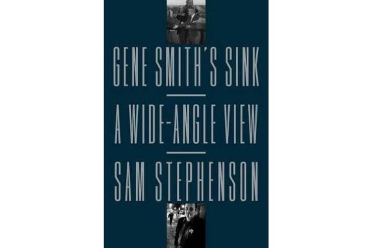Gene Smith's Sink - A Wide-Angle View