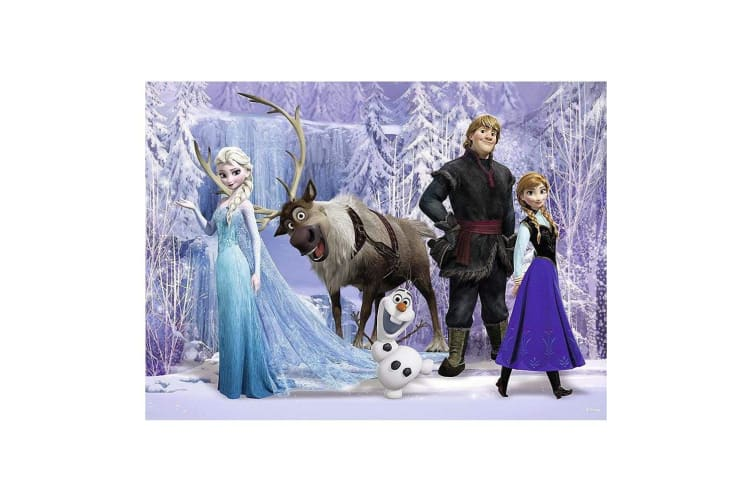 Ravensburger Disney Realm of the Snow Queen 100 Piece Puzzle