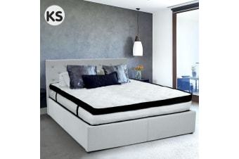 Laura Hill King Single Mattress with Euro Top Layer - 32cm