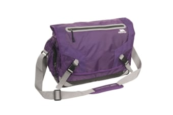 Trespass Mackintosh Laptop Bag (10 Litres) (Purple)