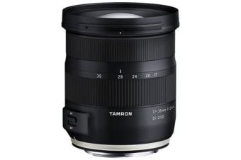 New Tamron 17-35mm F/ 2.8-4 Di OSD Lens for Canon (FREE DELIVERY + 1 YEAR AU WARRANTY)