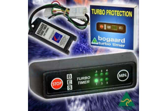 BOGAARD TURBO TIMER KIT FOR SUIT ISUZU D-MAX DMAX PLUG AND PLAY HARNESS 925/DM12