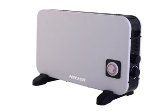 Heller 2000W Electric Convection Panel Heater with Timer (HCVH2000)