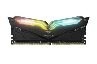 Team Group Night Hawk RGB memory module 16 GB DDR4 3000 MHz