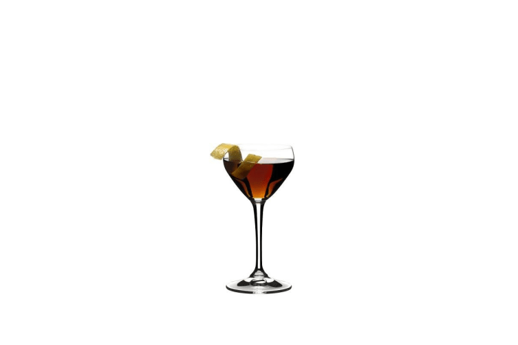 Riedel Bar Drink Nick & Nora Glass Set of 2
