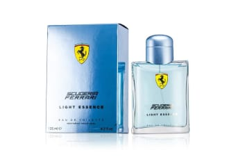 Ferrari Scuderia Light Essence Eau De Toilette Spray 125ml/4.2oz