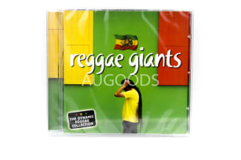 Reggae Giants BRAND NEW SEALED MUSIC ALBUM CD - AU STOCK